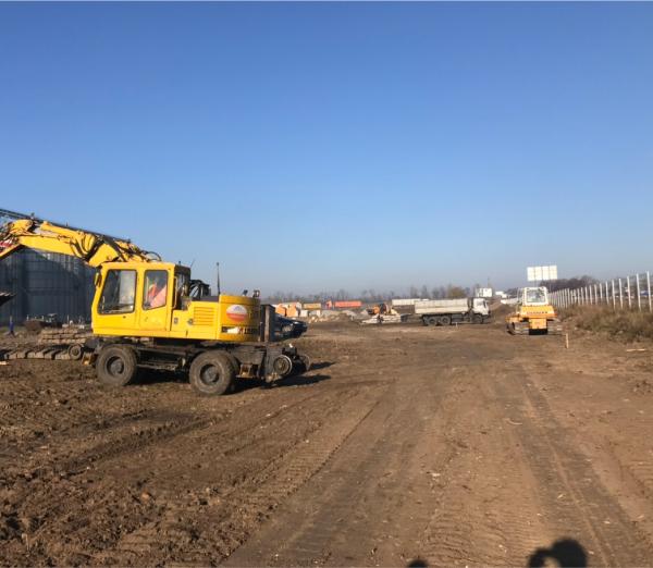 Подготовительные работы перед строительство жд дорог