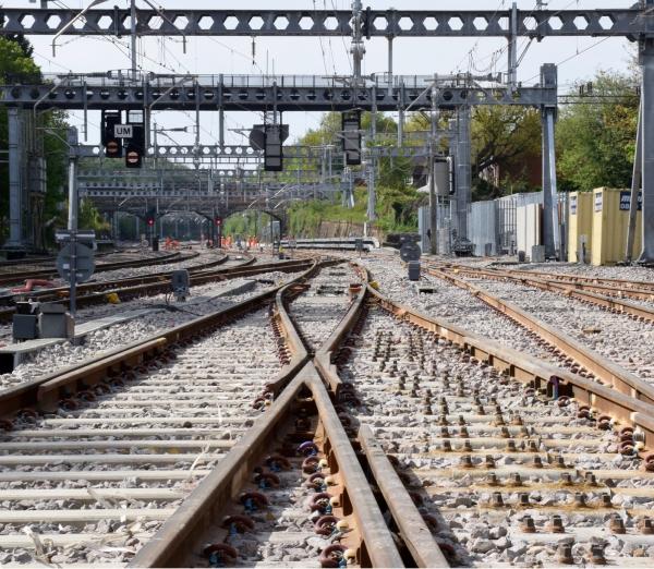 Проектирование железнодорожного пути фото