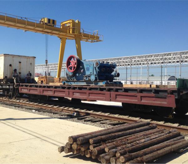 Устройство припутёвых железнодорожных сооружений