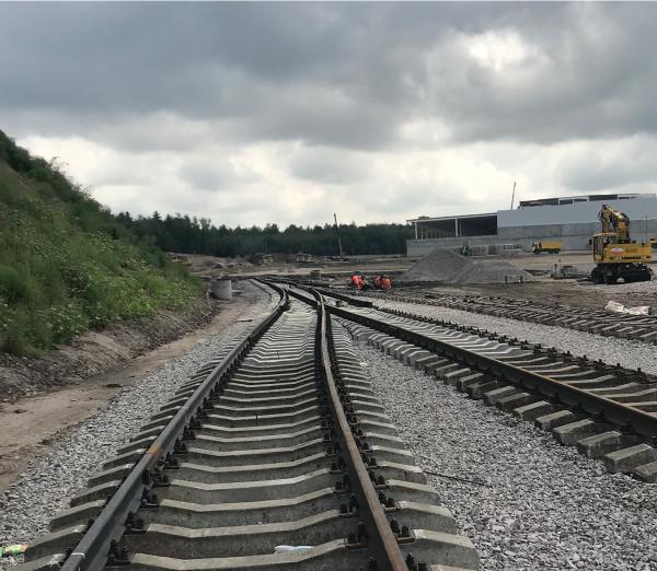 Согласование проекта постройки железнодорожных путей