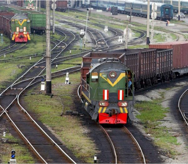 Железнодорожные пути необзего пользования фото