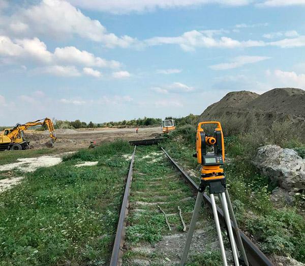 Предпроектная подготовка к строительству жд путей